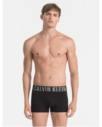Calvin Klein - Underwear Ck One Micro Low Rise Trunk - Lyst