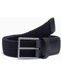 Calvin Klein - Elastic Belt - Lyst