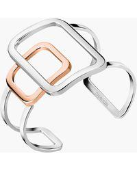 Calvin Klein Bracelet rigide ouvert - Perky - Multicolore