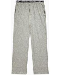 Calvin Klein Pyjama-Hose - CK Sleep - Grau