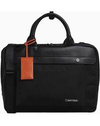 Calvin Klein Malet�n para port�til - Negro