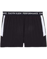 Calvin Klein Sports Korte Broek - Zwart