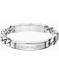 Calvin Klein Armband - Valorous - Metallic