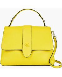 Calvin Klein Handtasche - Gelb