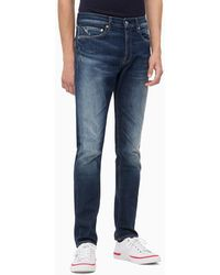 Calvin Klein Slim Fit Jeans 26 - Blauw