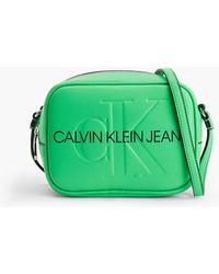 Calvin Klein Crossbody Bag - Green