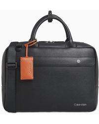 Calvin Klein Laptoptas - Zwart