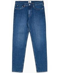 Calvin Klein Baggy Jeans - Blauw