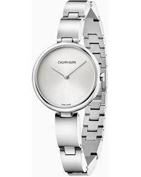 Calvin Klein Horloge - Wavy - Metallic
