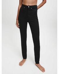 Calvin Klein Ckj 010 Skinny Jeans - Black