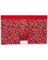 Calvin Klein Hft-Shorts - CK One - Rot