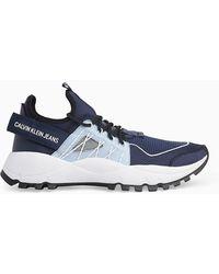 Calvin Klein Chunky Sneakers - Blauw