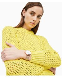 Calvin Klein Horloge - Even - Roze