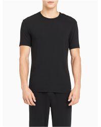 Calvin Klein - Modern Modal Crewneck T-shirt - Lyst