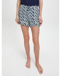 Calvin Klein Loungeshorts - Blauw