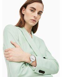 Calvin Klein Horloge - Rise - Metallic