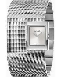 Calvin Klein Horloge - Offsite - Metallic