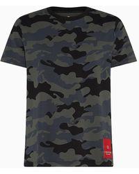 Calvin Klein - Printed T-shirt - Lyst