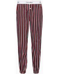 Calvin Klein Pyjamabroek - Zwart