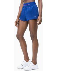Calvin Klein Sports Korte Broek - Blauw
