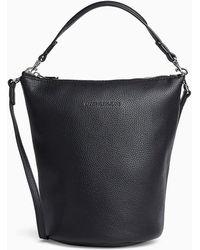 Calvin Klein Bucket Bag - Zwart