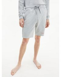 Calvin Klein Lounge Shorts - Grey