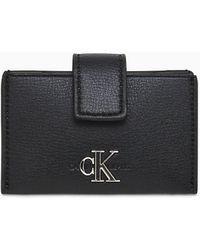 Calvin Klein Pashouder - Zwart