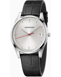 Calvin Klein Horloge - Time - Metallic