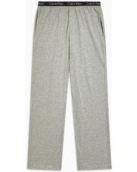 Calvin Klein Pyjamabroek - Ck Sleep - Grijs