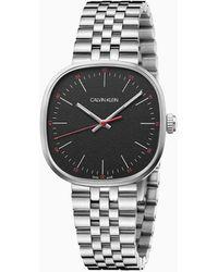 Calvin Klein Horloge - Squarely - Zwart