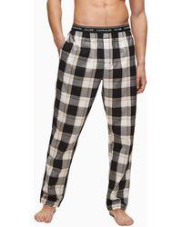 Calvin Klein Pyjama-Hose - CK One - Schwarz
