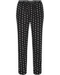 Calvin Klein Pantalon de pyjama - CK ONE - Noir
