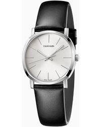Calvin Klein Horloge - Posh - Zwart