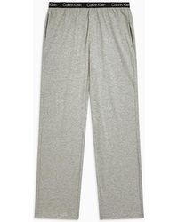 Calvin Klein Pyjama Trousers - Ck Sleep - Grey