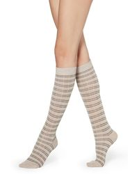 Calzedonia - Long Patterned Socks - Lyst