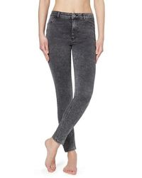 Calzedonia Push-up And Jeans - Gray
