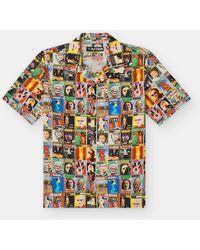 Iuter Frigidaire Cover Cuban Shirt - Multicolor