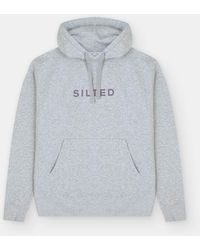 The Silted Company Basic Hoodie Pink - Multicolour
