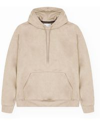 The Silted Company Basic Hoodie Pink - Natural