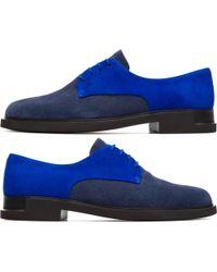 Camper Twins Zapatos de vestir - Azul