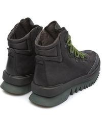 Camper Rex Ankle Boots - Black