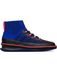 Camper Rolling Sneaker Bootie - Blue
