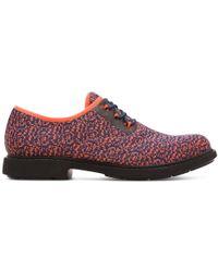 Camper Neuman Formal Shoes - Red