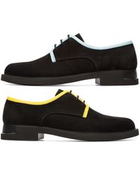 Camper Twins Zapatos de vestir - Negro