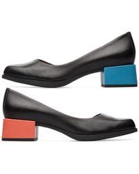 Camper Twins Zapatos de tacón - Negro