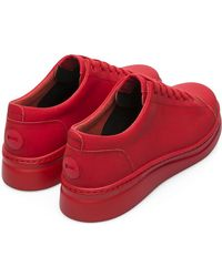 Camper Runner Up Casual Shoes - Red