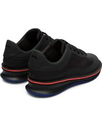 Camper Rolling Trainers - Black