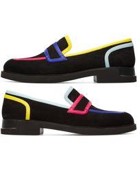Camper Twins Zapatos planos - Negro
