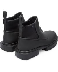 Camper Lab Nerf Ankle Boots - Black