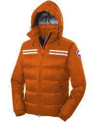 Canada Goose langford parka outlet discounts - Canada goose Timber Shell Jacket in Orange for Men (Sunset Orange ...